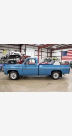 1977 Chevrolet C/K Truck Scottsdale for sale 101400208